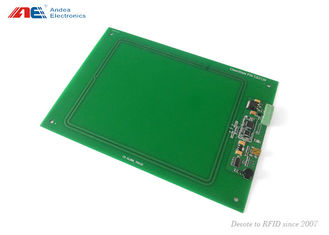Embedded HF RFID Reader Writer ISO15693 ISO14443A / B ISO18000-3M3 and NFC